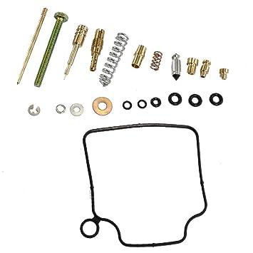 Carburetor Rebuild Kit Repair Carb fit for Honda TRX350 Rancher 350 2004-2006