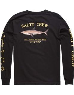 Salty Crew Palomar Boys LS Tee Black XL