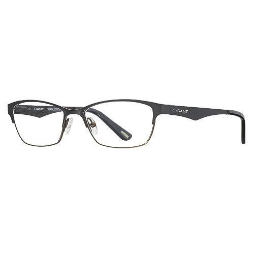 Gant Brille GW 4017 SNVBRN 52 Gestell Glasses Frame Damen UVP 135EUR
