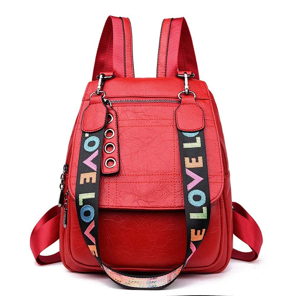 CBCAWoherren New Shoulder Bag Fashion Fashion Fashion Ladies Pu Single Shoulder Bag,Gules B07PH8BD52 Damenhandtaschen Wir haben von unseren Kunden Lob erhalten. b0a66d