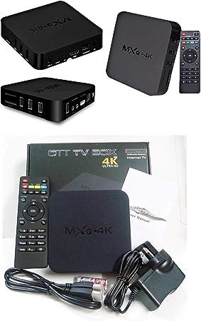 Receptor 4K HD IPTV Box 2019 Nuevo Dispositivo IPTV Inlcuding 1600 ...