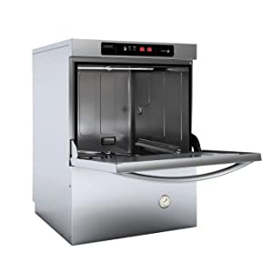 Commercial High Temp Undercounter Dishwasher - 30 Racks/Hr