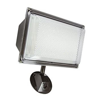 Outdoor Security LED Flood Light Lights Of America  3000 Lumens 30 W