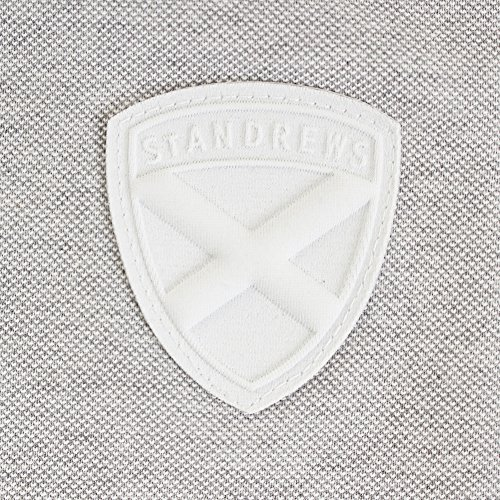 セントアンドリュース(セントアンドリュース) クールマックスポロシャツ 042-8160459-020 (グレー/LL/Men's)