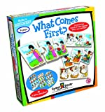Small World Toys Ryan's Room Educational - What Comes First Sequencing Game