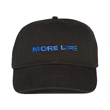 Drake More Life OVO Hat - Black  Amazon.co.uk  Clothing f8e5db769b0