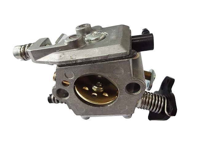 CTS Carburador para ZENOAH Komatsu 2500 25cc Motosierra sustituye ...