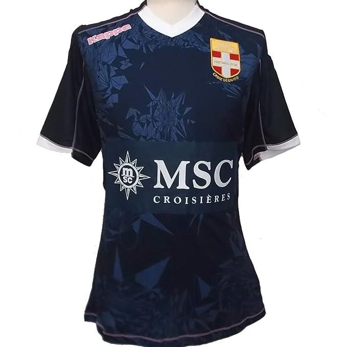 Kappa Evian Thonon Gaillard FC 2014/15 Camiseta de fútbol: Amazon.es: Ropa y accesorios