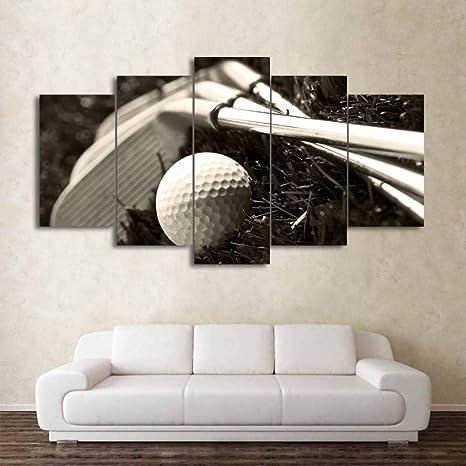 ZTTPCP 100×55cm Modern Wall Art Poster Decoración del hogar ...