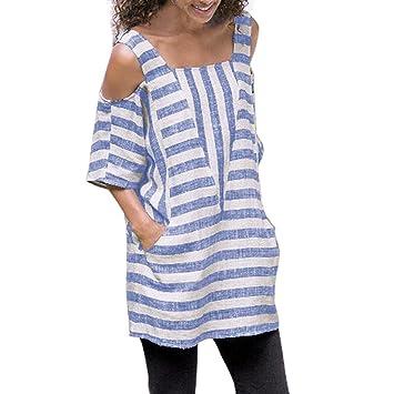 Mujer blusa tops casual traje de Otoño,Sonnena Las mujeres Blusa tops ocasionales de manga