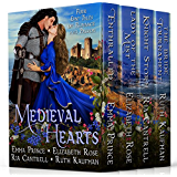 Medieval Hearts: Four Epic Tales of Romance and Passion