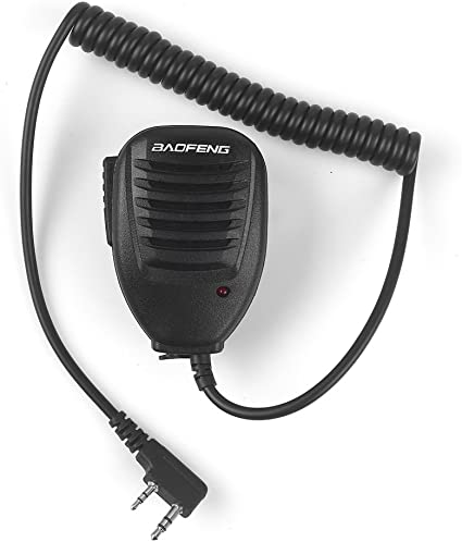 Amazon.com: BAOFENG Speaker MIC for BAOFENG UV-5R 5RA 5RB ...