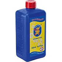 PUSTEFIX 16.9 oz Refill Bottle of Pustefix Liquid Bubble Blowing Soap Solution, Model: 505415