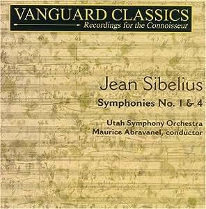 Sibelius:  Symphonies Nos. 1 -