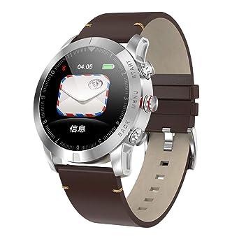 Montre podomètre, feiXIANG Montre Connectée Sport Fitness Tracker dActivité Montre Étanche IP68 Bracelet