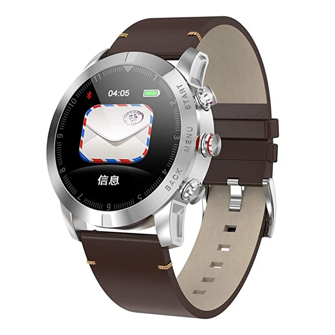 Pulsera Actividad Inteligente Podómetro Fitness Reloj Fitness Tracker, Contador de Pasos, Calorías, S10 1.3 Pulgadas ip68 a Prueba de Agua Monitor de Ritmo ...