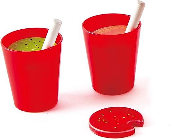 Hape E3158 - Juguete de cocina licuadora, Blanco/ Rojo , color ...