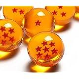 ドラゴンボール 龍球 7点セット コスチューム用小物 7.6cm