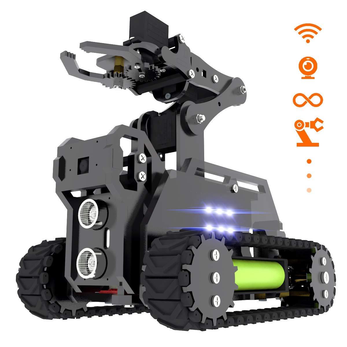 Adeept RaspTank Smart Robot Car Kit