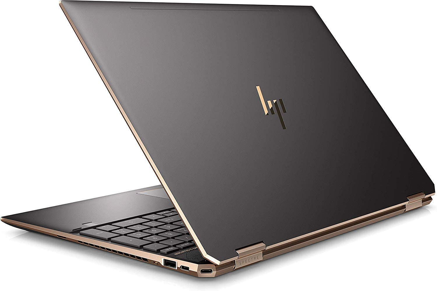 rose gold laptop