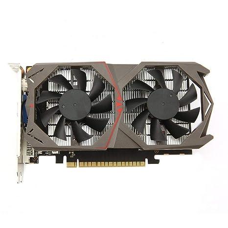Asiproper GTX 1050 2GB GDDR5 128Bit GPU HDMI/VLA PCI Express ...