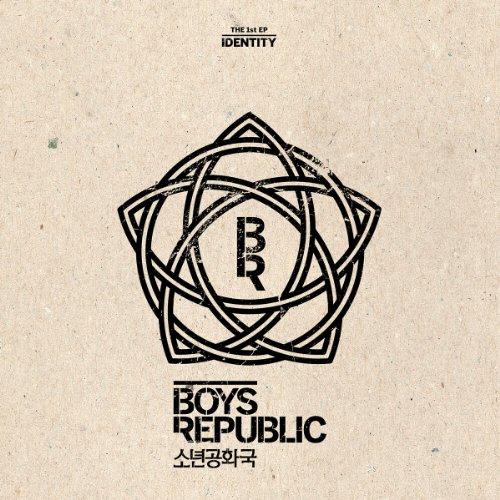 CD : Boys Republic - Identity (Asia - Import)