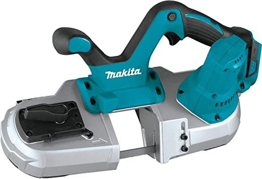 Makita Cordless Compact Band Saw - Powerful Motor