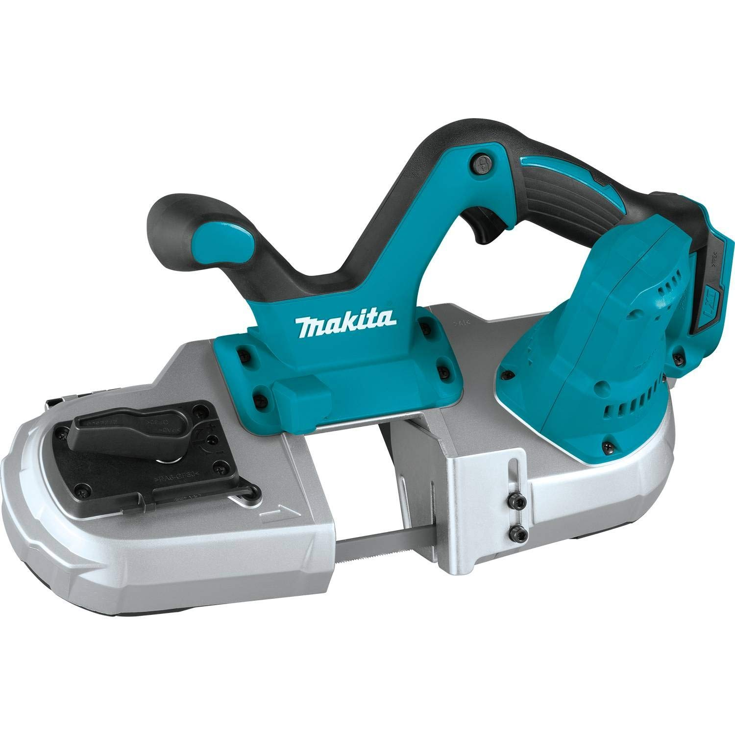 Makita XBP03Z 18V LXT Lithium-Ion Cordless Compact Band Saw, Tool Only