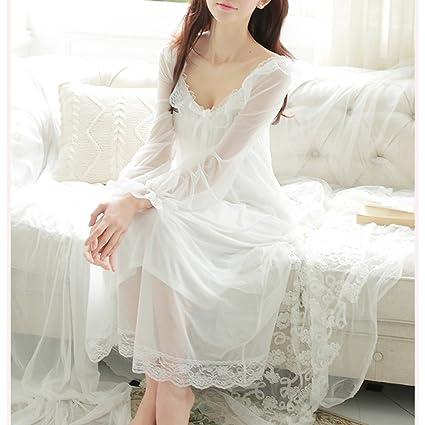 nuovo concetto e2bb2 f08f3 Pigiama da principessa pigiama di seta ghiaccio estate dolce ...