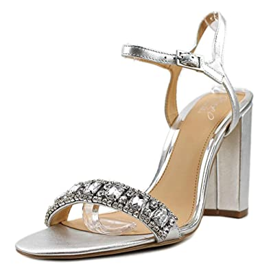 c8f7bef7062 Image Unavailable. Image not available for. Color  Badgley Mischka Jewel Women s  Hendricks ...