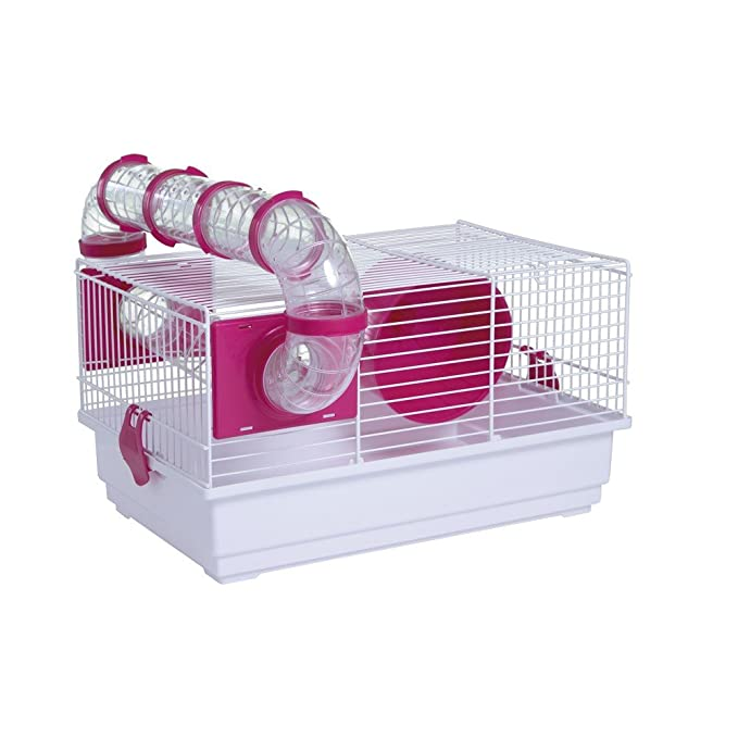 VOLTREGA Jaula Hamster Vol. 915 Simple 1 Unidad 500 g: Amazon.es ...