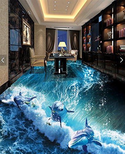 Wongxl Piso 3D Estéreo De Cine 3D A 3D Diseño De Pared Y ...