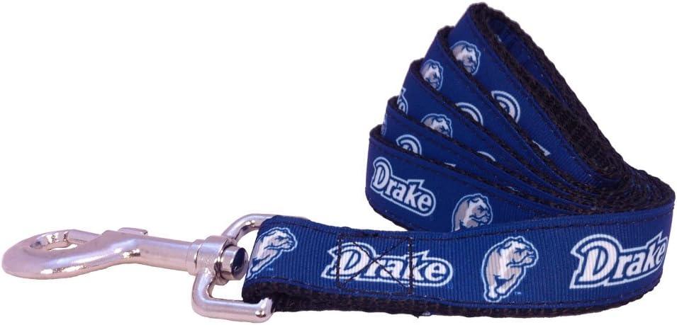 All Star Dogs NCAA Drake Bulldogs Dog Leash