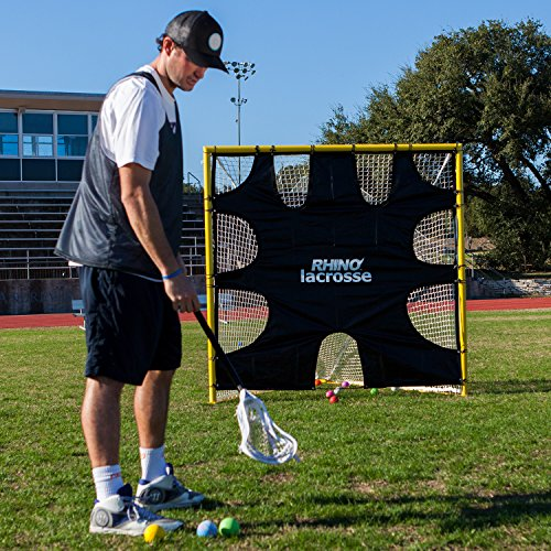 Champion Sports Lacrosse Goal Target: 6 X 6 Shooting