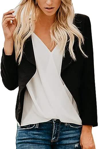 Ronamick Camisetas Blancas Mujer Lunares O Cuello Blusa Transparente Mujer Tops Lentejuelas Lunares O Cuello Camisa Pirata Mujer (Negro,M): Amazon.es: Hogar