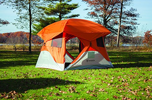 Gazelle T4 Camping Hub Tent (4-person) by Gazelle (Image #7)