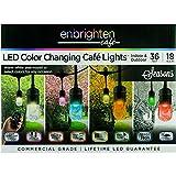 Enbrighten 36' Seasons Cafe Lights (18 bulbs) A1