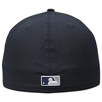 cheap for discount 6382d 6da4c Amazon.com   New York Yankees New Era 2018 On-Field Prolight Batting  Practice 59FIFTY Fitted Hat - Navy White (7 3 4)   Sports   Outdoors