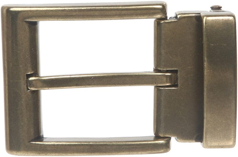 MONIQUE Men Nickel Free Cut-to-Fit Top Grain Cowhide Plain Leather 33mm Belt