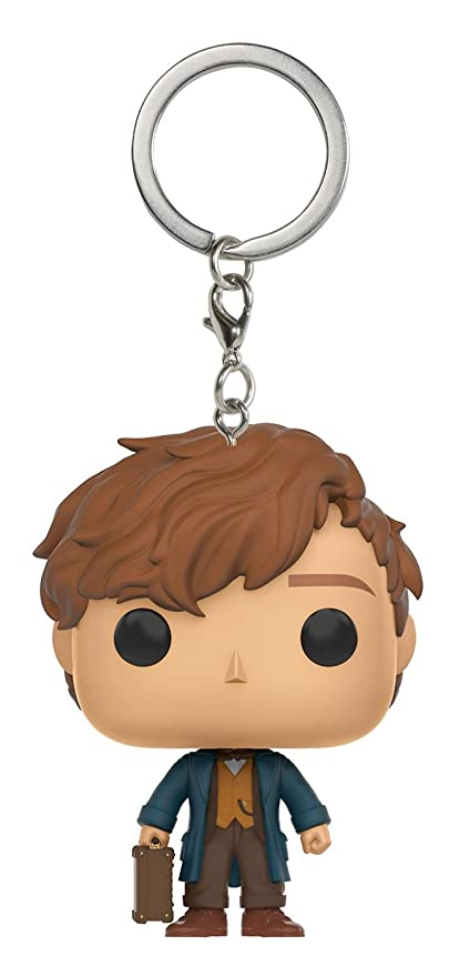 Funko Pocket POP Keychain: Fantastic Beasts - Newt Action Figure