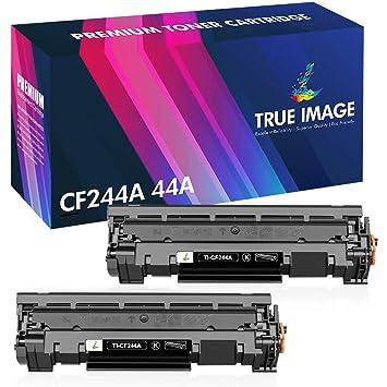 True Image - Cartuchos de tóner compatibles para HP CF244A 44A ...