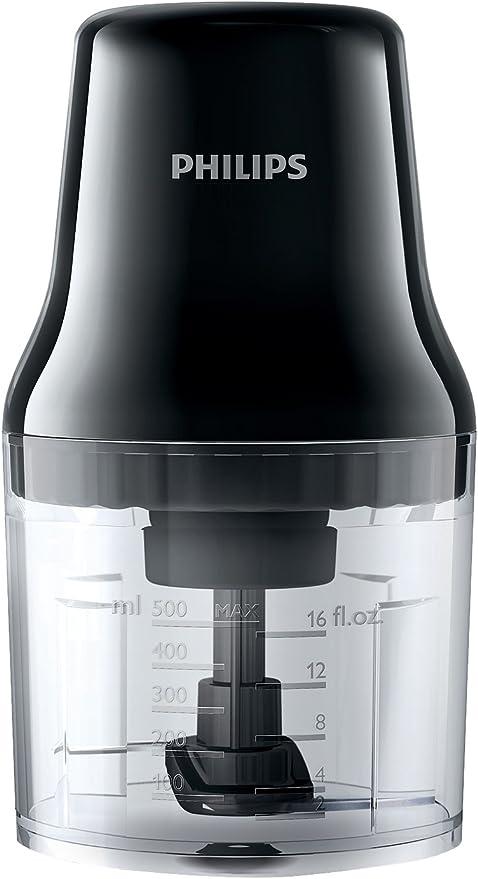 Philips HR1393/91 - Licuadora multifunción, 450 W, color negro ...