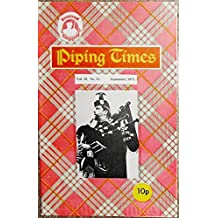 Piping Times Magazine, September 1973, Volume 25 Number 12