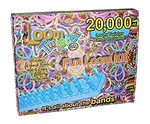 Loom Twister SV11635 Activity & Amusement ,Multi color