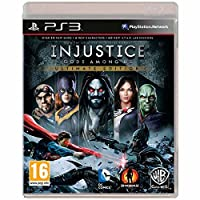 PS3 - INJUSTICE GODS AMONG US - ULTIMATE EDITION