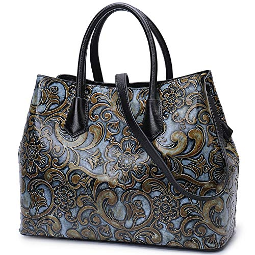 Retro Embossed Leather Bag Leather Crossbody Tote Bags Handbags For Women  Purses And Designer Top Handle dfcf603503567