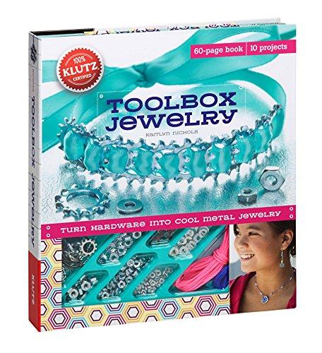 (Klutz Toolbox Jewelry Craft Kit)