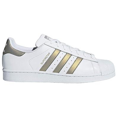 adidas - Basket Superstar D98001 White -