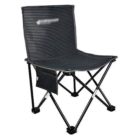 Taburete de silla plegable al aire libre Pequeño Sillón de ...