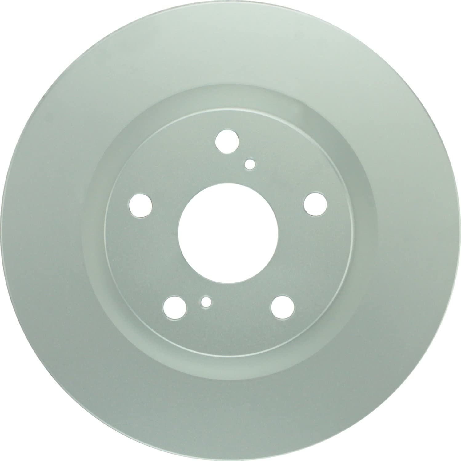 Bosch 16010155 QuietCast Premium Disc Brake Rotor For 2002-2007 Jeep Liberty; Front